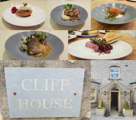 Cliff House Wedding Venue