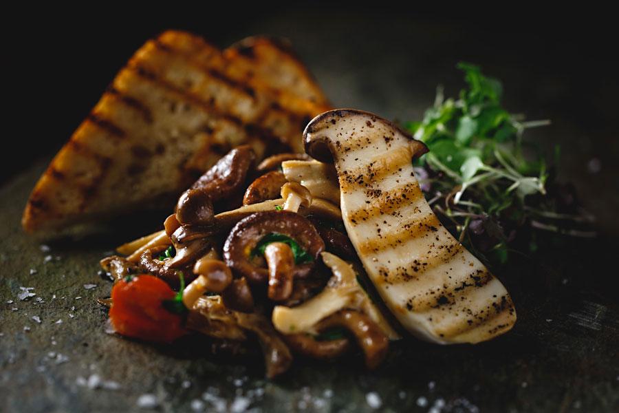 vegetarian menu inspiration